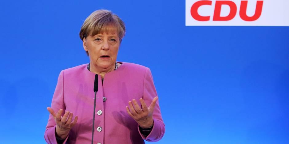 Allemagne: Merkel pour l'expulsion des réfugiés condamnés, même avec sursis