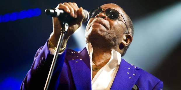Le chanteur américain de soul et de gospel Otis Clay est décédé - La Libre