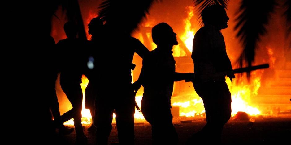 Tentative d'incursion avortée de l'EI dans un terminal libyen