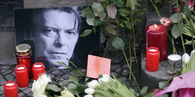 David Bowie a joué à cache-cache avec la mort - La Libre