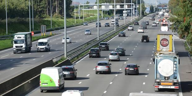 Changement en vue pour les limites de vitesse sur autoroutes? - La Libre