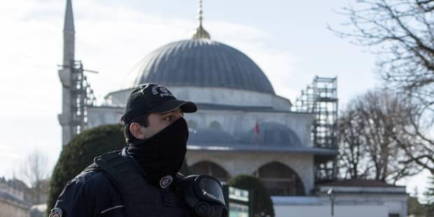 Turquie: un suspect arrêté en lien avec l'attentat d'Istanbul - La Libre