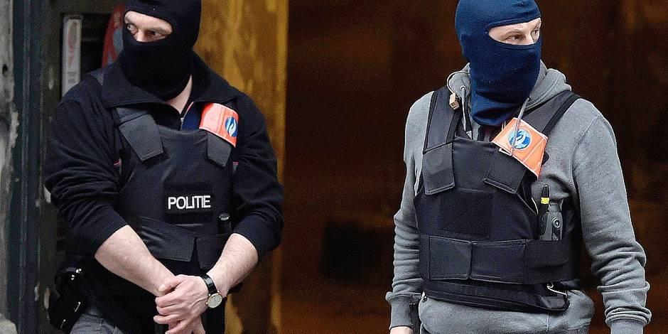 Suspected djihadists to lawcourt