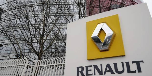 Renault dans la tourmente: perquisitions par la direction des fraudes et chute de 20% en bourse - La Libre