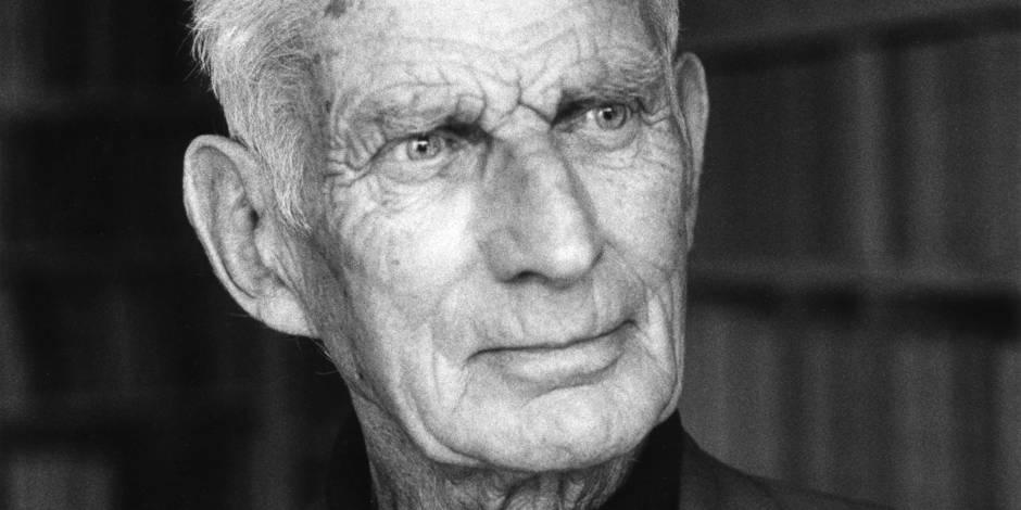 Beckett face au peintre Friedrich