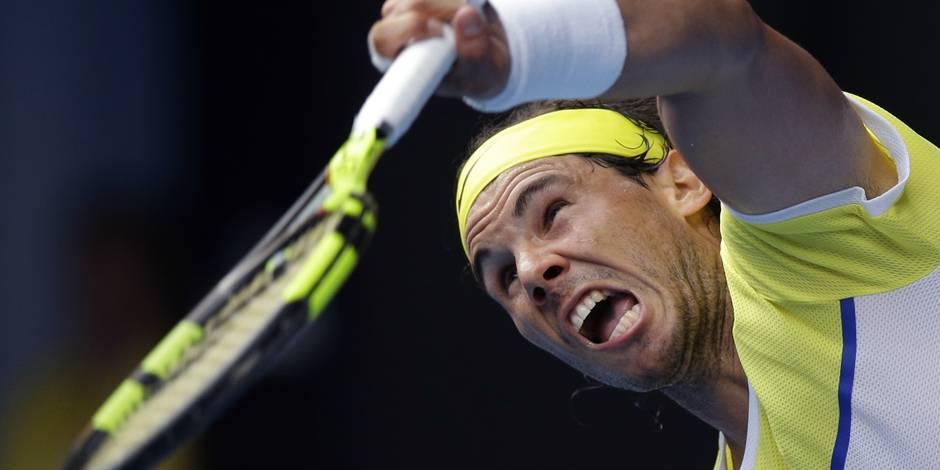 Sensation à l'Australian Open: Nadal sorti d'entrée !