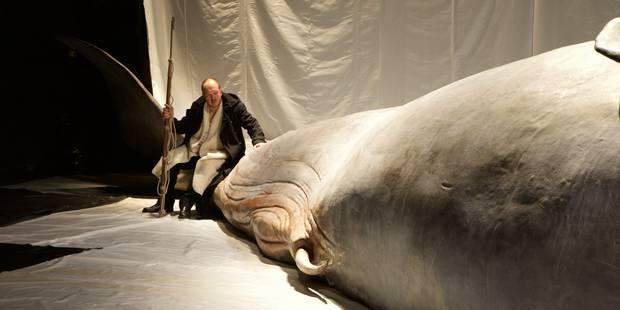"""""""Moby Dick"""" ou l'histoire d'un défi à demi relevé - La Libre"""