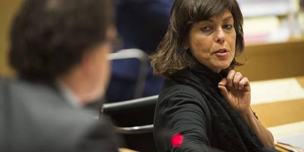 Joëlle Milquet recadrée par le Conseil de déontologie journalistique - La Libre