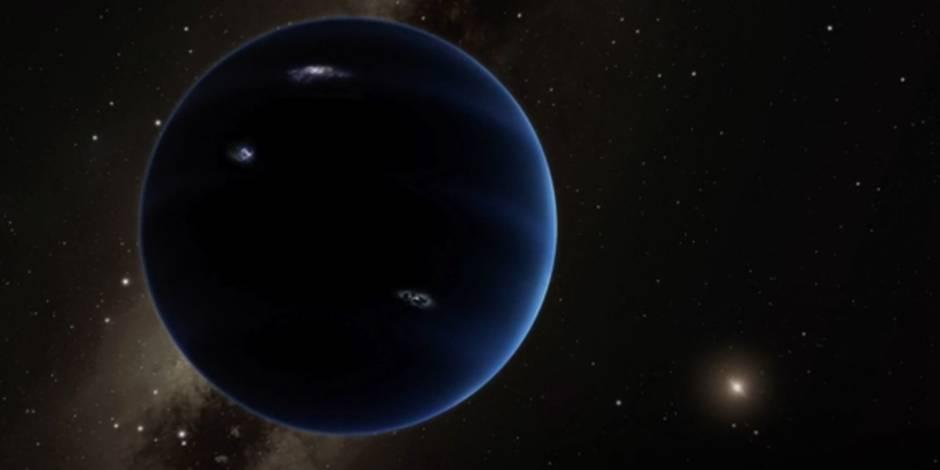 Une nouvelle planète aurait été découverte dans notre système solaire