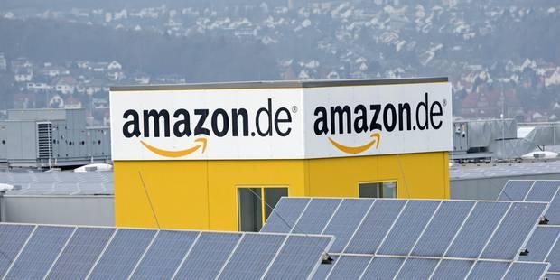 """Amazon veut créer des """"milliers de postes"""" en Europe en 2016 - La Libre"""
