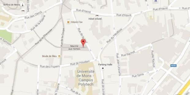 Un Montois aurait été tabassé par des policiers de la zone Mons-Quévy en décembre à Mons - La Libre