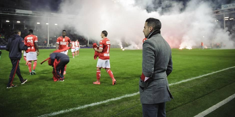 Incidents Charleroi-Standard: le parquet réclame un match à huis-clos pour le Standard