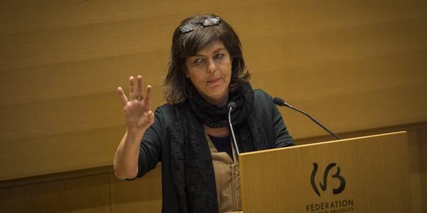 Joëlle Milquet souhaite mettre l'artiste au centre de la nouvelle offre culturelle - La Libre