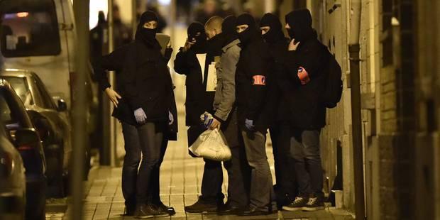 Attentats à Paris: la Sûreté de l'Etat clarifie la note concernant la recherche d'armes - La Libre
