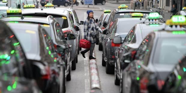 Uber France condamné à verser 1,2 million d'euros à l'Union nationale des taxis - La Libre