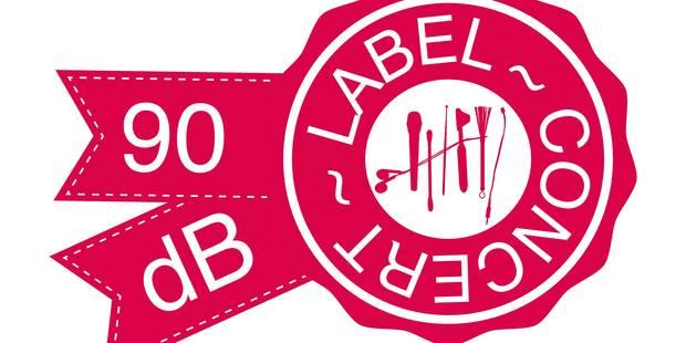 """""""90 dB Concert"""", le label qui veut sauver vos tympans - La Libre"""