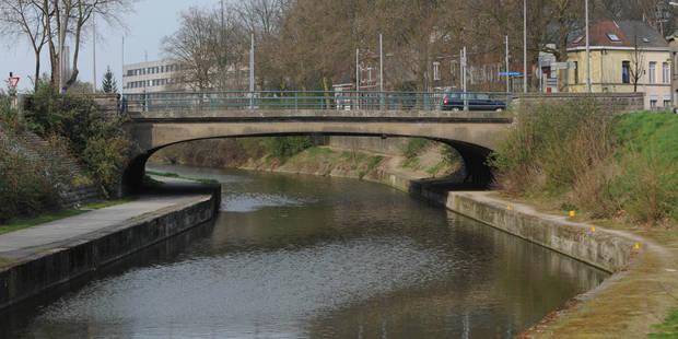 Le fleuve et son plongeur - La Libre