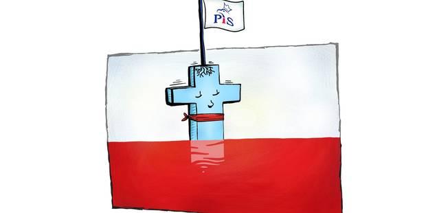 Le silence assourdissant de l'Eglise polonaise - La Libre