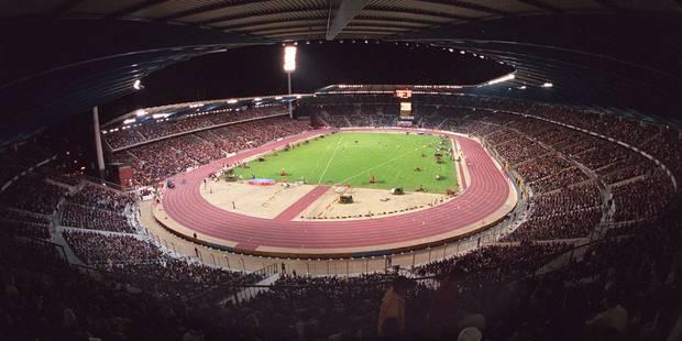 L'Union St-Gilloise va jouer au stade roi Baudouin - La Libre