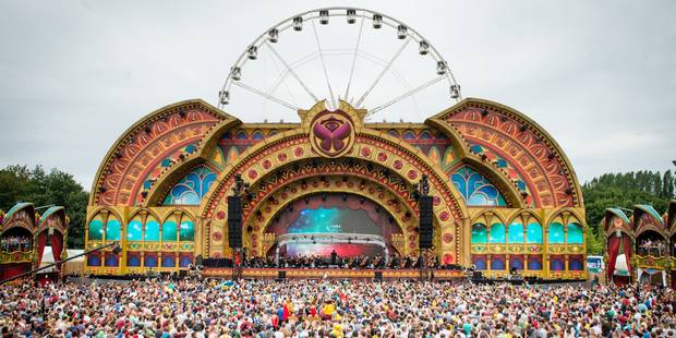 Les ventes mondiales des tickets Tomorrowland clôturées en un éclair - La Libre