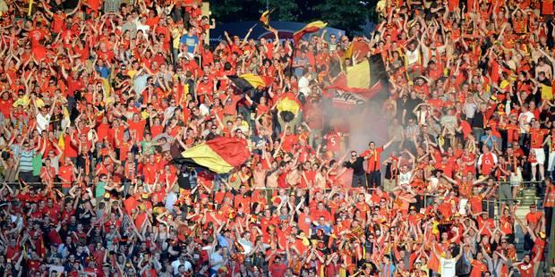 Tickets pour l'Euro 2016: l'Uefa oublie de tenir compte des points de fidélité des supporters des Diables - La Libre