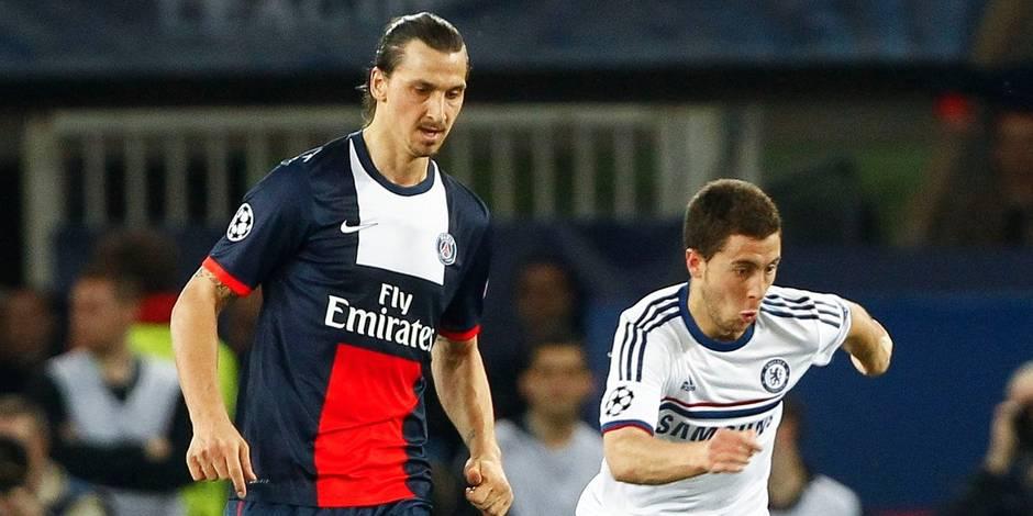 Pour la première fois, Eden Hazard évoque la possibilité de rejoindre le PSG