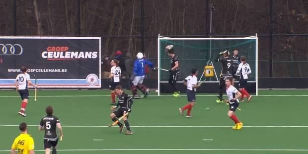 DH Messieurs : tous les buts du week-end hockey en une vidéo - La Libre