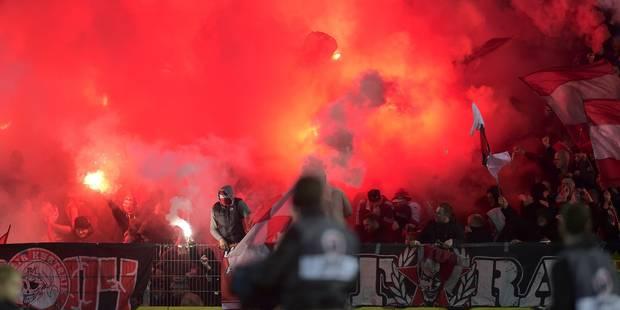 Hausse des incidents lors des matchs de football - La Libre