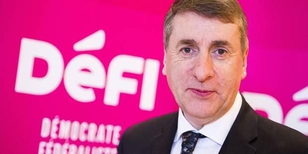 DéFI réclame une commission parlementaire spéciale sur le retard du RER - La Libre