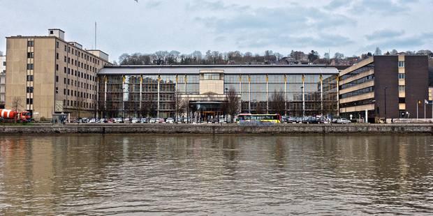 Le CHR dans le Top 10 des hôpitaux les plus chers à Namur - La Libre
