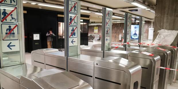 Bruxelles: l'option d'un métro automatique reste ouverte pour le moyen terme - La Libre
