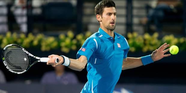 Les sept cents coups de Novak Djokovic - La Libre