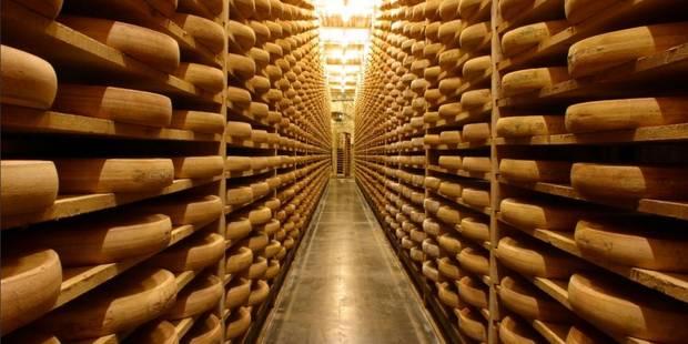 Les producteurs wallons de fromage au lait cru unissent leurs forces - La Libre