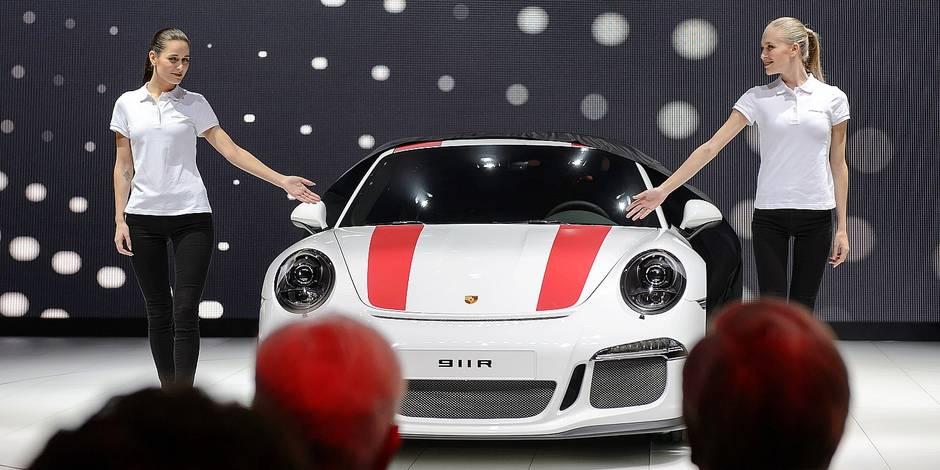 Un écrin pour les nouveautés automobiles au coeur de la Suisse - La Libre