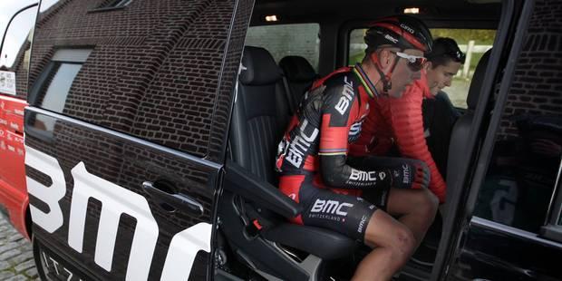 Terpstra remporte le GP Samyn, Gilbert abandonne - La Libre