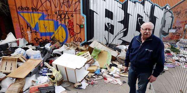 Bruxelles-Ville: débarrassez-vous de vos encombrants - La Libre