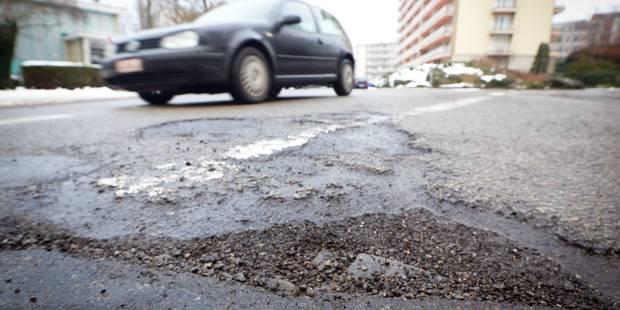 Les automobilistes belges plus critiques envers les routes wallonnes que flamandes - La Libre