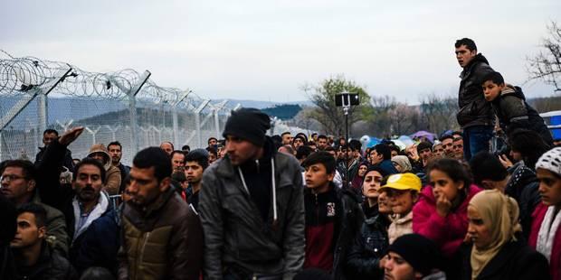 L'UE va solliciter l'aide d'Ankara et d'Athènes et fermer la route des Balkans - La Libre