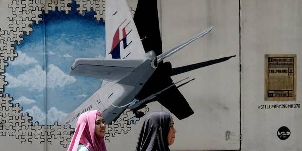"""MH370: deux après, l'Australie a """"bon espoir"""" de retrouver l'avion - La Libre"""