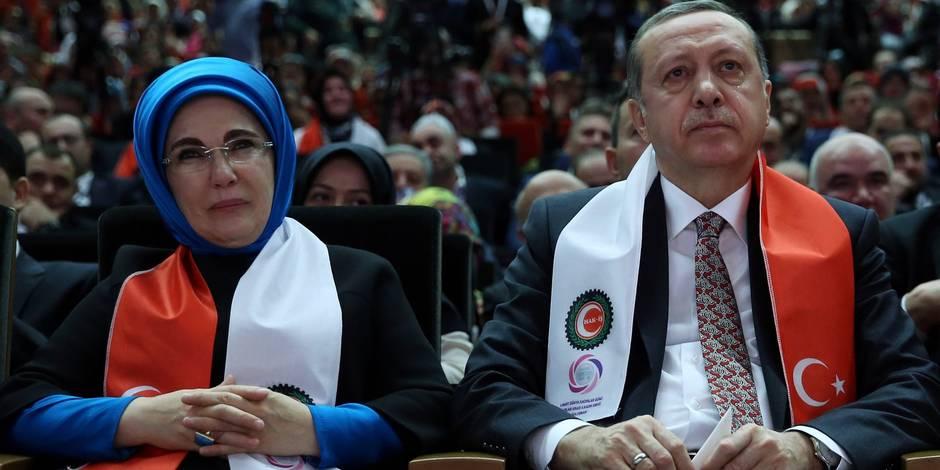 """Pour Mme Erdogan, le harem était """"une école de la vie"""""""