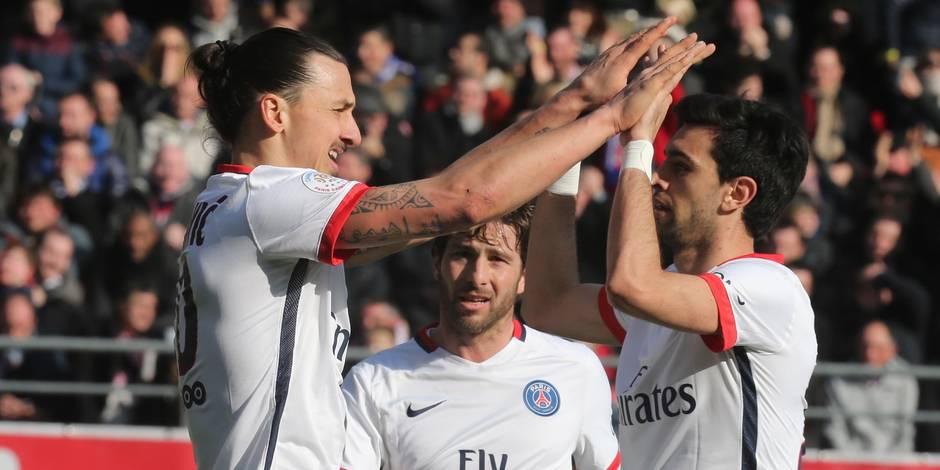 Le PSG sacré champion après une victoire... 0-9 !