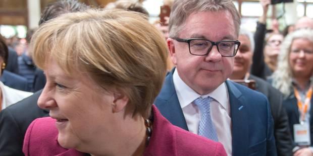 Elections en Allemagne : vote sanction pour Merkel et percée populiste lors du scrutin dans trois Etats régionaux - La L...