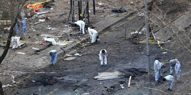 Ankara: 3 nouveaux décès dans l'attentat, le bilan monte à 37 morts - La Libre