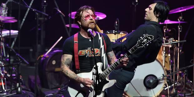 Eagles of Death Metal sera au Pukkelpop cet été - La Libre