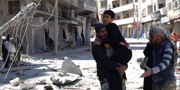 Syrie: l'opposition proche de Moscou s'invite aux négociations de Genève - La Libre