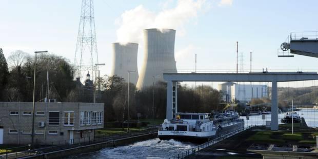 La redevance nucléaire sur Tihange 1 ne rapporte presque plus - La Libre