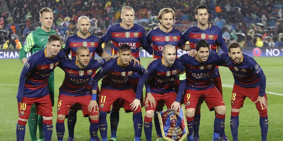Champions League: le PSG tire City, gros choc entre le Barça et l'Atlético