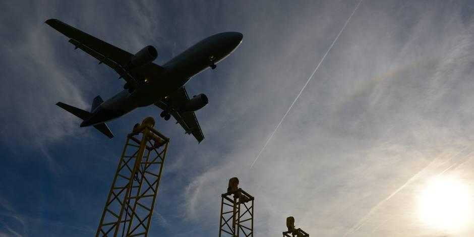 Nuisances des avions : la nouvelle procédure d'atterrissage à Zaventem en infraction avec la législation