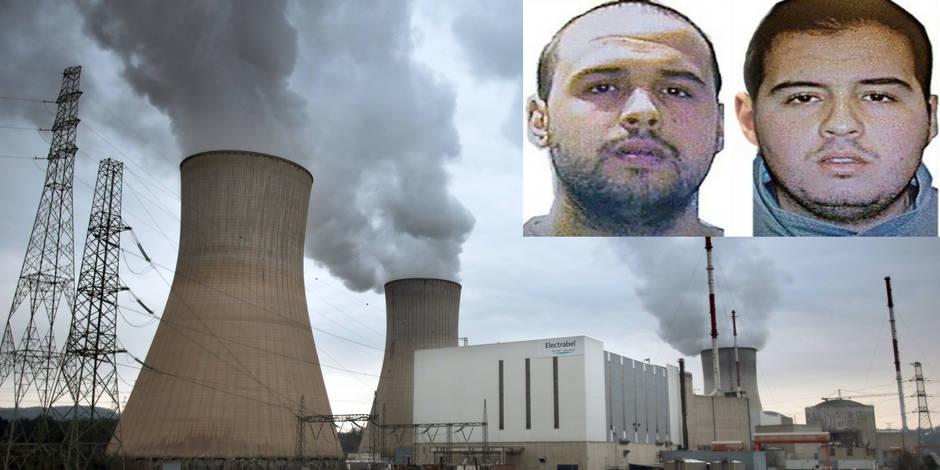 Les frères El Bakraoui visaient nos centrales nucléaires