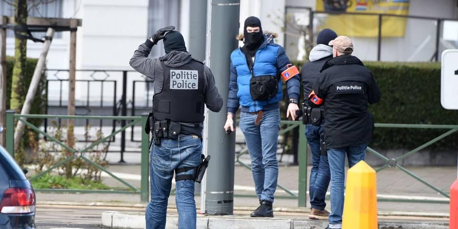 Voici les personnes interpellées suite aux attentats de Bruxelles